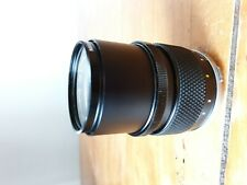 Olympus E-Zuiko 135mm lens and 3x Converter