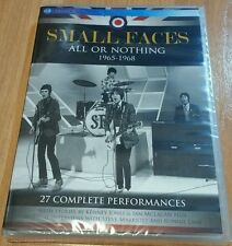 Small Faces: All or Nothing 1965-1968 (DVD)