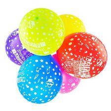 Paquete de 25,4-30,5cm Globos Látex Cumpleaños Calidad Fiesta Niños Color