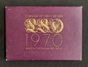 1970 TO 1982  MINT PROOF COIN YEAR SETS  IDEAL BIRTHDAY YEAR SETS