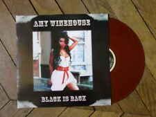 AMY WINEHOUSE Black is back LP Live Berlin 2007 vinyl couleur