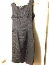 Dolce and Gabbana D & G Black Sheath Dress Size 42