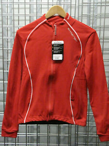 Altura Womens Synergy Long Sleeve Jersey Size 12 Red RRP £60.00