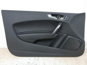 2017 Audi A1 8X 1.4 Passenger Nearside Left Front Door Card Panel Trim 3DR (NSF)
