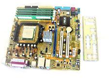 Board ASUS M2A- VM + Blende+ 4GB Arbeitsspeicher !!!!