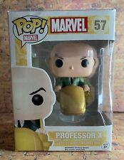 Funko Pop! Marvel! Professor X! #57 *Vaulted*