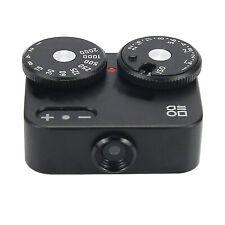 DOOMO D Hot Shoe Light Meter Dual Lens Reflex Camera 120/135 RangeFinder Leica