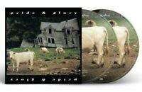 Pride & Glory - s/t f. Zakk Wylde (Ozzy Git.) 2 Picture Vinyl LP + Download  NEU
