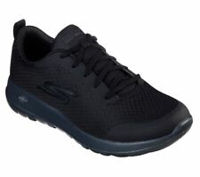 Skechers Black Shoes Men's Go Walk Max Cushion Sport Comfort Casual Light 54640