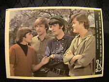 Vintage The Monkees Raybert Trading Card 1967 41 A All 4 Guys Talking TV Show
