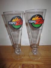 "Espn Zone - Baltimore Tall 9.5"" Glass w/ Basketball on Bottom"