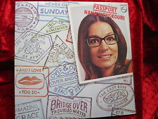 Nana Mouskouri - Passport  SOUTH-AFRICA LP (1976)  Klappcover STAR 5011
