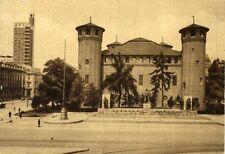 """"""" TORINO : Piazza Castello """" - Viaggiata Anno 1949"""
