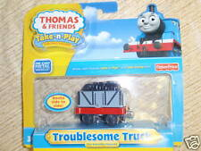 Thomas the train Take N Play TROUBLESOME TRUCK