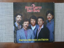Nitty Gritty Dirt Band - Partners, Brothers & Friends - record is near mint