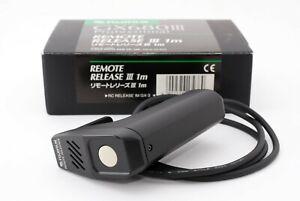【UNUSED in BOX】 Fujifilm Fuji GX680III IIIs Remote Release III 1m from JAPAN