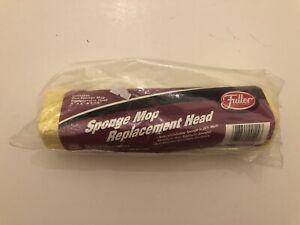 """Fuller Sponge Mop Replacement Head 9"""" X 12"""" X 1-1/2"""" H13"""