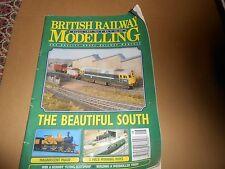 British Railway Modelling Magazine - August 1997 Vol 5 #5 Steam Train Models
