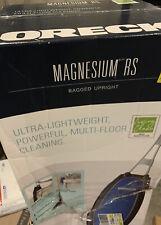 Oreck Magnesium RS Vacuum LW1500RS Damaged Box