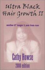 NEW - Ultra Black Hair Growth II 2000 Edition by Howse, Cathy