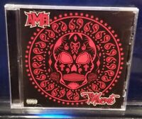 Axe Murder Boyz - Muerte CD insane clown posse twiztid AMB boondox juggalo blaze