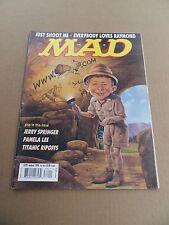 Mad 372 . EC Comics  1998  - FN +
