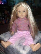 American Girl Pleasant Company Julie 18in Doll