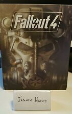 Fallout 4 PipBoy edition power armour Steelbook Steel metal case G2 Size