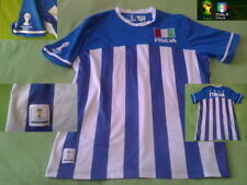shirt ITALIA jersey maglia FIFA WORLD CUP MONDIALI Brasil 2014 Parma Modena Pisa