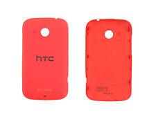 Genuine HTC Desire C Flamenco Red Battery Cover - 74H02226-02M