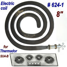 """Vintage Thermador Su4-B Cook-Top Range 8"""" Coil/Surface Element Replacement~Works"""