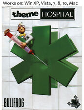 Theme Hospital PC Mac Game