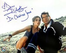 DENISE RICHARDS IN-PERSON SIGNED 007 JAMES BOND AUTOGRAPH INCREDIBLE SIGNED!