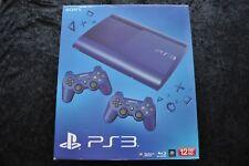 Playstation 3/PS3 12GB Super Slim Aqua Blue Console Boxed