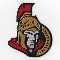 NHL Ottawa Senators Iron on Patches Embroidered Patch Applique Badge Sew Emblem