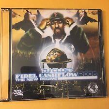 DJ CLUE? Fidel Cashflow the New Regime 2006 Classic NYC Mixtape CD Mix Hip Hop