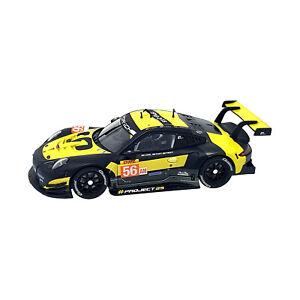 Carrera Digital Porsche 911 RSR Project 1 No. 56 1:32 Scale Slot Car NEW