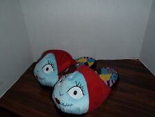 """NIGHTMARE BEFORE CHRISTMAS HOUSE SLIPPERS """"SALLY"""" Women's Size 9/10"""