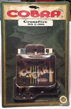 Vintage New Old Stock Crossfire by Cobra 5 Pin Archery Bow Sight No.386
