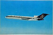 Cartolina Aviazione - Aereo In Volo Boeing 727-200 Olympic Airways – Non Viaggia