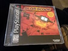SLAM SCAPE PS1 PLAYSTATION 1 DISC ONLY