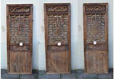 asiatisch Paravent chinesische Möbel Raumteiler Paneele Türe Trennwand Stellwand