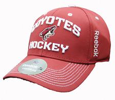 e4b2acf2c4085f Reebok Men's Arizona Coyotes Locker Room Flex Fit Cap ...