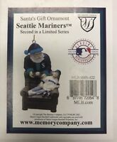 Seattle Mariners Santa's Gift Christmas Ornament Memory Company Limited Series