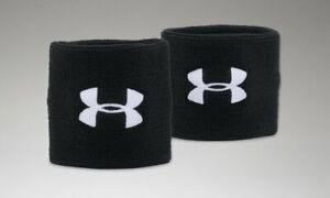 "Under Armour Men's UA 3"" Performance Wristbands 1276991"