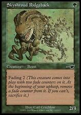 4x Skyshroud Ridgeback Nemesis MtG Magic Green Common 4 x4 Card Cards