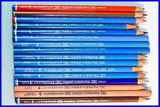 sehr alte 16 Bleistifte STAEDTLER MARS-CHROMA Buntstift colored Pencils Germany