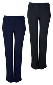 Womens Smart Stretch Trouser Inside leg 29 and 31 Inches KK33/34
