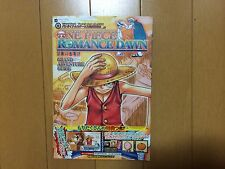 One Piece Romance Dawn Grand Adventure Guide Japan Strategy Guidebook