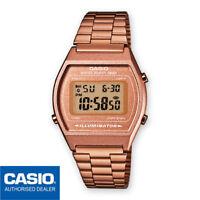 CASIO B640WC-5AEF*B640WC-5A*ORIGINAL*ORO ROSA*ROSE GOLD*BRONZE*VINTAGE*RETRO
